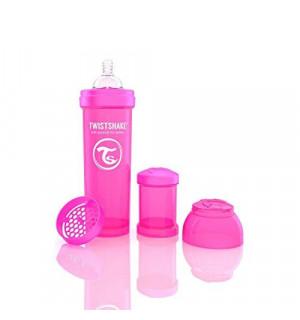 4 Mois Twistshake T/étine avec Bec en Silicone Taille