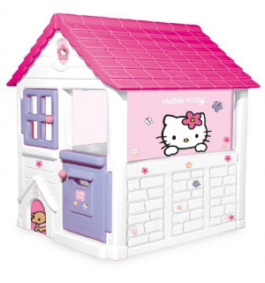 maison sweet home hello kitty smoby avis