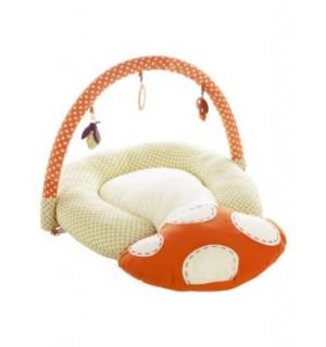 coussin 2 en 1 bebe allaitement et tapis d 39 eveil. Black Bedroom Furniture Sets. Home Design Ideas