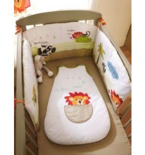 tour de lit brodé bébé thème l as tu vu Tour de lit brode bebe L'as tu vu VERTBAUDET : Avis tour de lit brodé bébé thème l as tu vu
