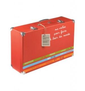Valise en carton chambre garcon vertbaudet avis for Chambre garcon vertbaudet