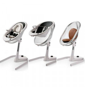 chaise haute moon mima avis. Black Bedroom Furniture Sets. Home Design Ideas