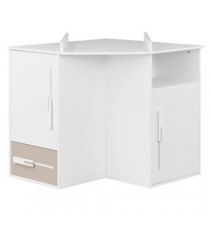 Candice meuble langer d 39 angle petit a petit avis et Petit meuble d angle