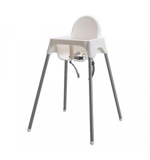 Chaise Haute Avec Ceinture Antilop Ikea Avis Et