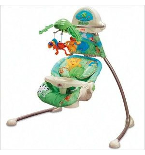 Balancelle De La Jungle Fisher Price Avis