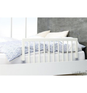 barri re de s curit pour lit en bois 45 x 90 cm baby. Black Bedroom Furniture Sets. Home Design Ideas