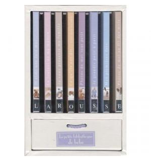 La petite biblioth que de b b coffret 8 volumes for Chambre larousse