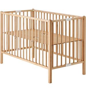 Lit pliant rom o 60 x 120 combelle avis - Lit bebe en bois pliable ...