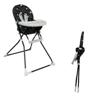 chaise haute pliante black emotion looping avis. Black Bedroom Furniture Sets. Home Design Ideas