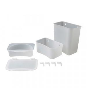 corbeille table langer lattsam x3 ikea avis. Black Bedroom Furniture Sets. Home Design Ideas