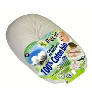 Coussin de maternit 100 coton bio p 39 tit lit avis - Coussin d allaitement p tit lit ...