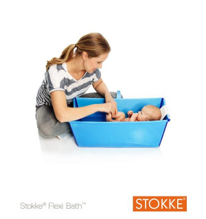 avis baignoire flexibath stokke consobaby. Black Bedroom Furniture Sets. Home Design Ideas