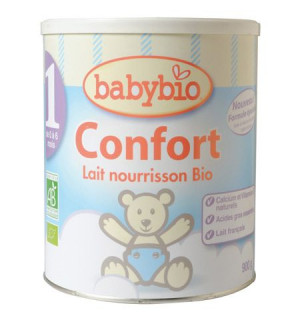 Lait babybio nourrisson confort babybio avis for Lit nourrisson