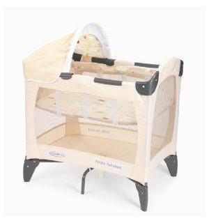 lit mini bassinet graco avis. Black Bedroom Furniture Sets. Home Design Ideas