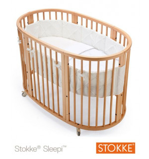 tour de lit bébé stokke Lit Sleepi Stokke évolutif 70x120 STOKKE : Avis tour de lit bébé stokke
