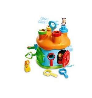 La maison des formes cotoons smoby avis for Maison de jardin jouet