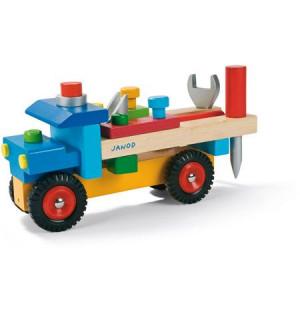 Mon premier chariot bricolo janod avis - Deco slaapkamer jongen jaar ...