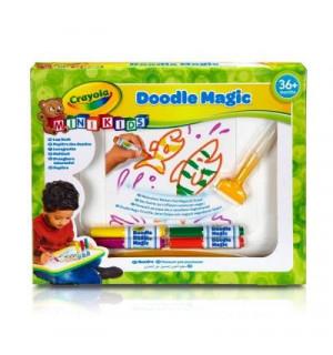 Pupitre De Dessin Doodle Magic Crayola Avis