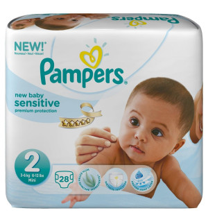 Couches new baby sensitive taille 2 pampers avis - Couches pampers pas cher taille 4 ...