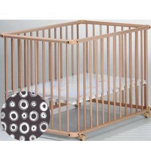 parc b b belami naturel 102x102 cm geuther avis. Black Bedroom Furniture Sets. Home Design Ideas