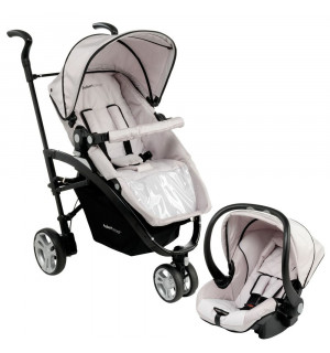 poussette travel system kiss et si ge auto aubert concept avis. Black Bedroom Furniture Sets. Home Design Ideas