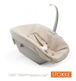 Newborn set tripp trapp pour nouveau n stokke avis for Offerte stokke tripp trapp seggiolone