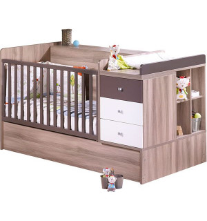 chambre decoration bebe literie lit transformable