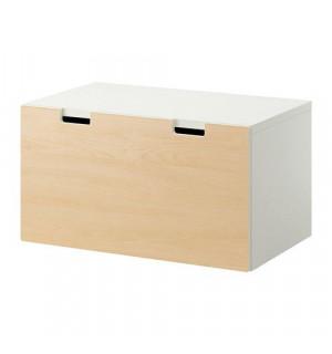 banc avec rangement stuva ikea avis. Black Bedroom Furniture Sets. Home Design Ideas