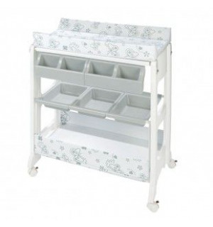 Table langer papillon bebe 9 avis - Lit bebe table a langer integree ...