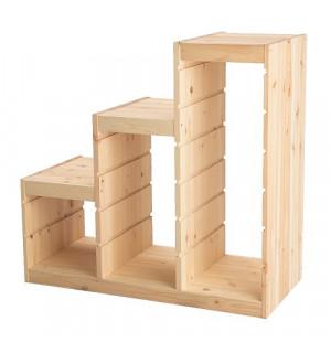 Structure En Pin Trofast Ikea Comparateur Avis Prix