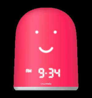 Réveil et babyphone connecté Rémi Urban Hello : Avis et
