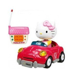 voiture radiocommand e hello kitty avis. Black Bedroom Furniture Sets. Home Design Ideas