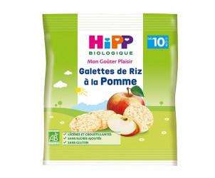 Galettes de Riz à la Pomme