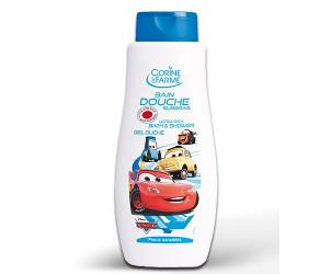 Douche et Bain surgras Cars - 400 ml