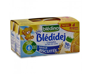 Blédidej saveur biscuitée