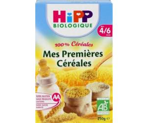 Petits déjeuners 100% Céréales (sans gluten) dès 4 mois