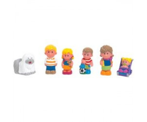 Set famille Happyland