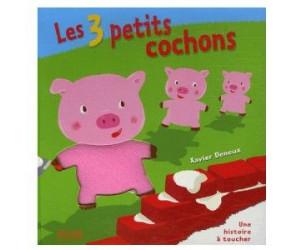 Livre Les trois petits cochons