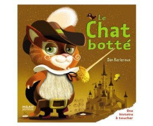 Livre Le chat botté
