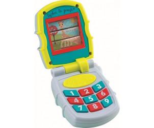 Téléphone musical Sophie la girafe