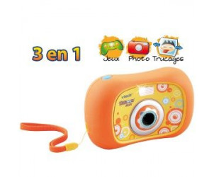 Appareil photo Kidizoom Junior 3 en 1