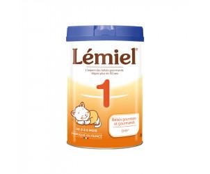 Lait Milumel lémiel 1er âge 900 g