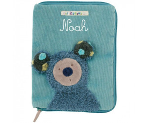 Protège carnet de santé personnalisable koala Les Zazous