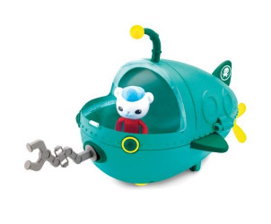 Octonauts Bateau d'intervention Guppy-A