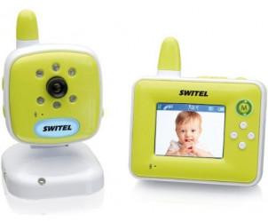 Écoute-bébé vidéo couleur BCF817