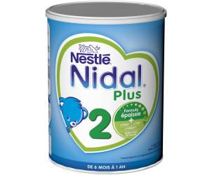 Lait en poudre Nidal Plus 2ème âge