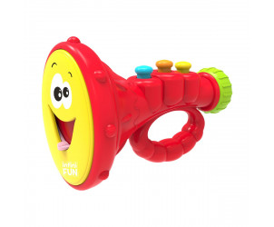 Zinzinstruments La trompette perd la tête