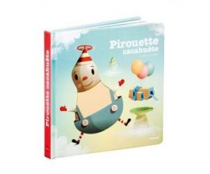 Livre Pirouette cacahuète