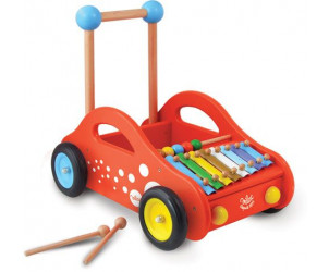 Chariot de marche musical
