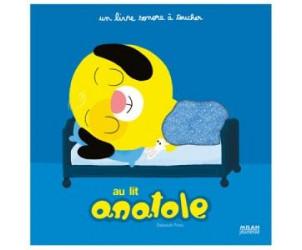 Livre Au lit Anatole